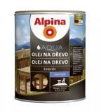 Obal Alpina Olej na dřevo